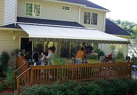 Back Porch Awning Retractable Awnings Motorized And Manual Retractable Window