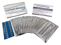amazon com cool teeth whitening zero peroxide strips for