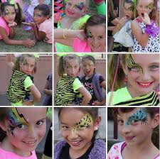 140 best color me face painting images on pinterest face