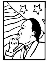 Mlk Coloring Pages Funycoloring Mlk Coloring Pages
