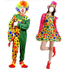 Ladies Clown Halloween Costumes Buy Wholesale Clown Costumes China Clown