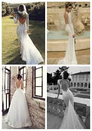backless wedding dresses 42 backless wedding dresses that wow happywedd