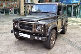 land rover discovery modified dream car spotter land rover defender kahn 2014