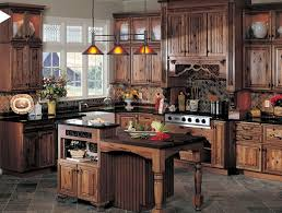Wall Kitchen Cabinets With Glass Doors Framed Glass Door Wall Kitchen Cabinet Rustic Kitchen Designs