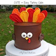 our most favorite fall and thanksgiving cakes designs my cake