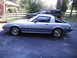 mazda automobiles 1983 mazda rx 7 gsl is a 1983 mazda rx 7 gsl a good car this is