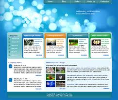 free templates for official website web design blog free xhtml css templates for different websites