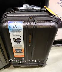 travelers choice images Costco sale traveler 39 s choice 20 quot carry on spinner 49 99 jpg