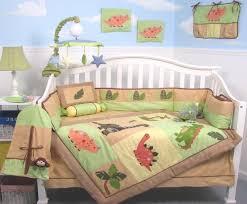 Soho Crib Bedding Set Soho Designs Bedding Sets Soho Dinosaur Story Baby Crib Nursery