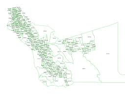 Census Tract Maps County Tract Maps Svg Format Urbanpolicy Net