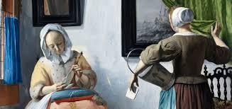 vermeer and the dutch interior exhibition museo nacional del prado
