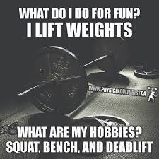 Bench Squat Deadlift Workout 58 Best Powerlifting Images On Pinterest Powerlifting Fitness