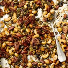 christmas nuts the 25 best spicy nuts ideas on roasted cashews