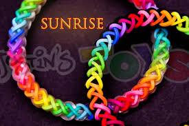 bracelet looms youtube images How to make a sunrise justinstoyshybrid rainbow loom bracelet jpg