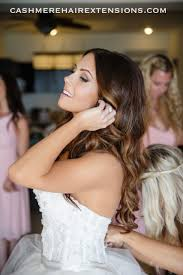 bridal hair extensions types of hair extensions for your wedding day hair world magazine