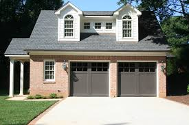 Garage With Inlaw Suite | 2 car garage with upper level in law suite carports garages by