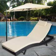 Outdoor Wicker Chaise Lounge Wicker Chaise Lounge Chairs