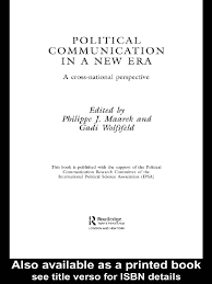 political communication in a new era news public sphere