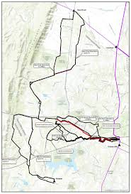 Northern Virginia County Map by Maps U2013 The Coalition To Protect Prince William County