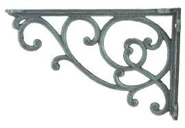 ornamental shelf brackets citys home