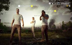 pubg quieter without shoes xb1 my squad looking like we re about to drop the hottest