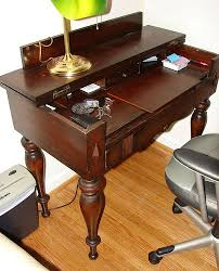 Small Vintage Desks Antique Desk By Suburbandon Lumberjocks Woodworking