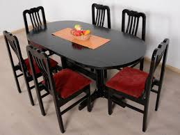 Buy Second Hand Furniture Bangalore Deon Teak 6 Seater Dining Table Set Buy And Sell Used Furniture
