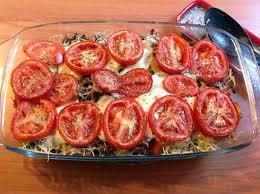 recette de cuisine d été recette de gratin de légumes d été et viande hachée sur base de la