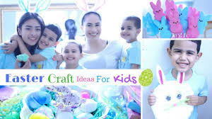 4 easy easter craft ideas for kids 2017 youtube