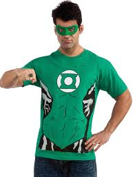 Costume Character T Shirts For An Easy Halloween Costume