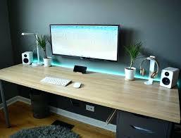 Pc Desk Ideas Gaming Desk Accessories Computer Best Ideas With 11 Damescaucus