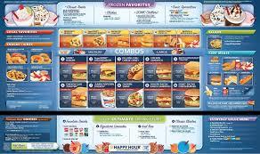 Sonic Breakfast Toaster Calories Sonic Calorie Chart Socialmediaworks Co