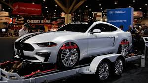 mustang design 2018 ford mustang fastback by air design motor1 com photos