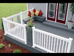 cheapest covered porch flooring ideas youtube