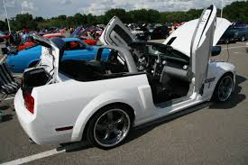 mustang modified lambo door modified mustang gt cs 14 madwhips