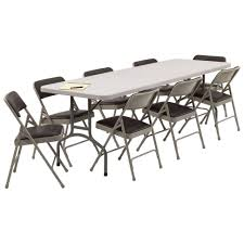 home design fascinating foldable table and chairs folding on