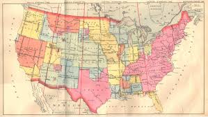Map Usa Time Zones by Saunders County Negenweb Project 1907 Platbook