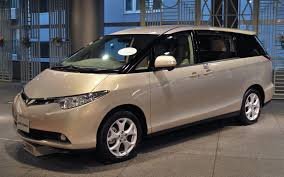previa cars wallpapers and info toyota previa 2013 with features