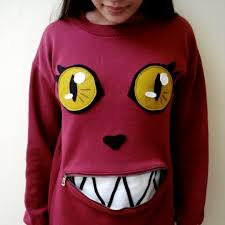 cat sweater cat sweater with zipper 11 steps with pictures