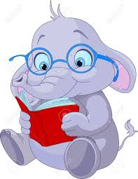 animals reading clipart u2013 101 clip art