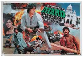 mard amitabh old bollywood movie still images pictures