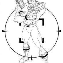 robot ready fight coloring pages hellokids