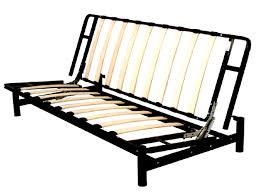 Metal Futon Sofa Bed Metal Frame Futon Sofa Bed Radkahair Org Home Design Ideas