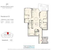 paramount miami worldcenter floor plans luxury condos in miami