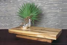 Wohnzimmertisch K N Saga Mit Sockel Luna Tische Und Betten Aus Massivholz