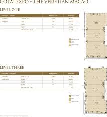 meeting at sands resorts macao the venetian macao floorplan venetian macao details 2