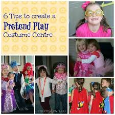 Top 6 Must Haves For A Pretend Play Dress Up Centre
