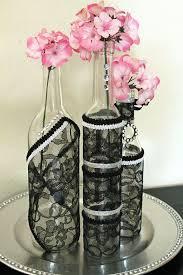 Home Decoration Wedding Best 25 Lace Decor Ideas On Pinterest Candle Decorations