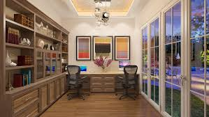 Transitional Style - custom office design trends transitional style closet factory