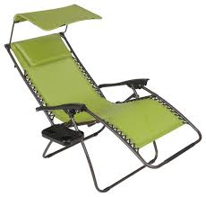 Zero Gravity Chair Oversized Pacific Xl Zero Gravity Chair With Canopy And Tray Contemporary